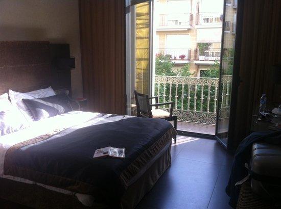 Hotel Constanza Barcelona: Hotelroom