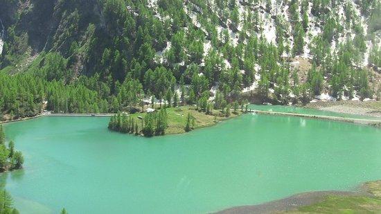 Bernina Express : paesaggi stupendi