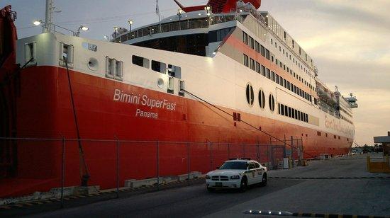 Nave Bimini Superfast Picture Of Bimini SuperFast Miami - Bimini superfast cruise ship