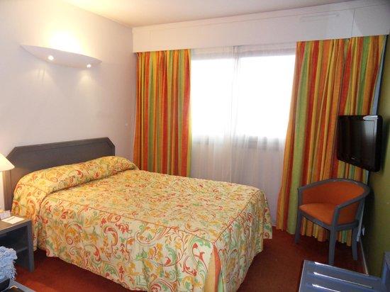 Hotel Charlemagne : Camera doppia