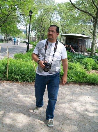 """Battery Park : """"Conociendo el Lugar"""""""