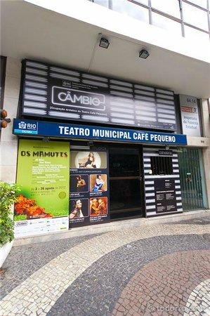 RioArte/s do Rio/ Cafe Pequeno Theater