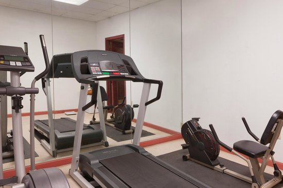 Ramada Hazleton : Fitness Center