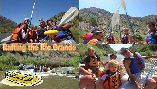 Big River Raft Trips: Lots of fun to be had on the river