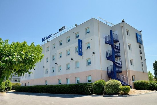 Ibis Budget Marseille Vitrolles : Parking gratuit