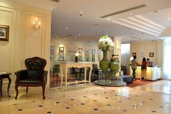 Sofitel Legend Metropole Hanoi : Lobby