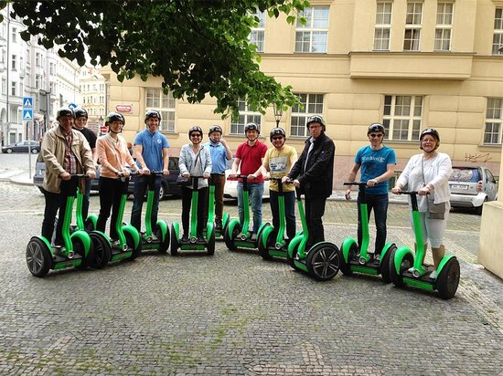 ‪Cool Segway Tour‬