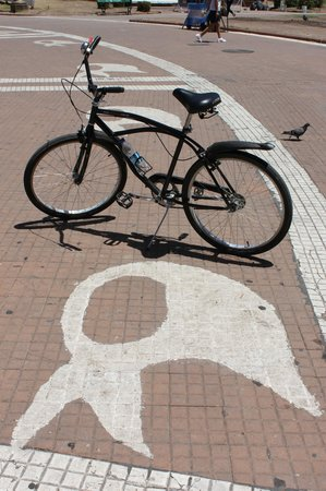 Bike Tours: Plaza de Mayo - Bs As diferente Tour