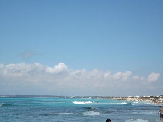 Insotel Club Maryland: Praia