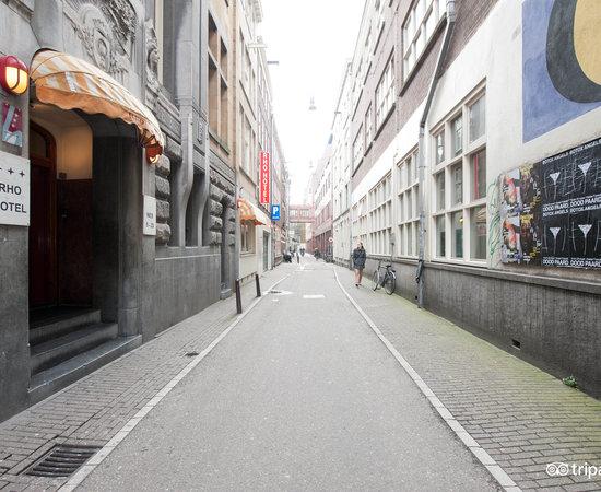 Rho Hotel Amsterdam Tripadvisor