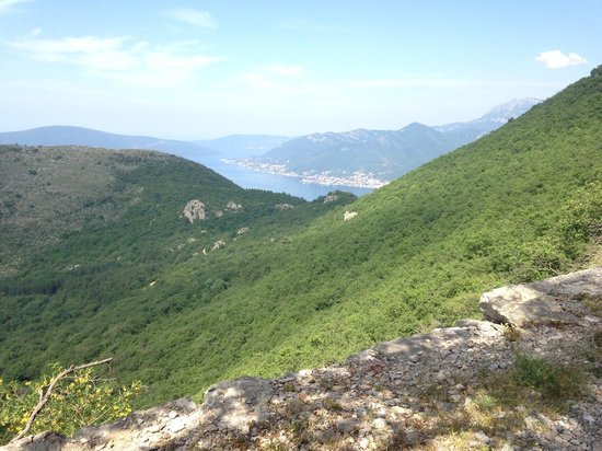Montenegro+: View from the top of Vrmac