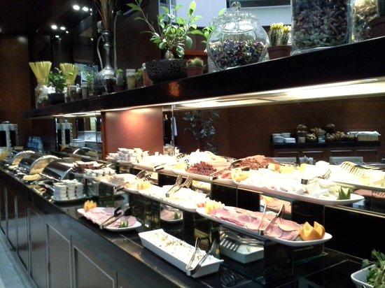 Ankara Hotel Midi : café da manhã