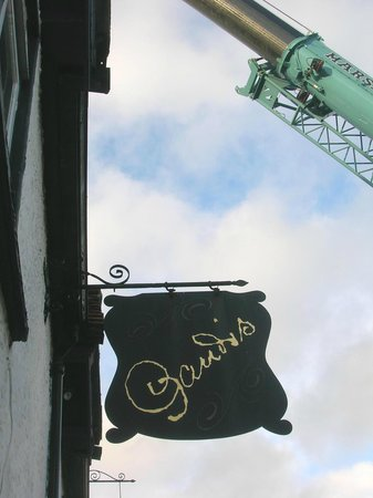 The Church House: Gaudi's sign