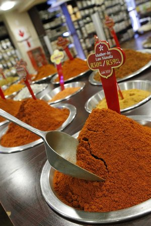 The Spice Emporium, Durban: Find the perfect blend of spices. Use them as is, or mix, for your own special spice!