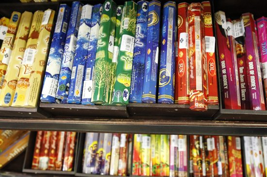 The Spice Emporium, Durban: Our Original brand incense is available in individual boxes or bulk packs.