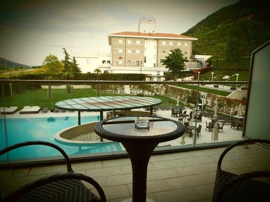 Fonte del Benessere Resort : vista