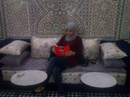 Riad Taryana: at riad