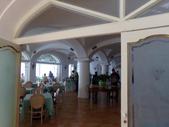 Covo Dei Saraceni: breakfast room
