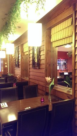 Oriental Home: Excellent atmosphere