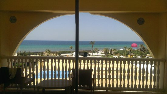 One Resort Monastir: View from our room