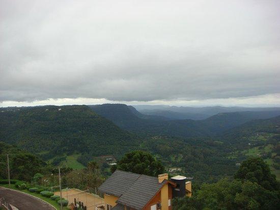 Hotel Laghetto Gramado: vista panoramica
