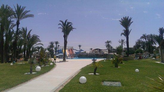 SunConnect One Resort Monastir: Waterpark area