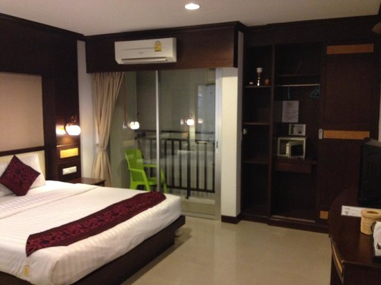 Lemongrass Hotel: Room 503