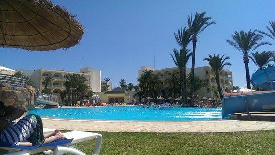 One Resort Monastir: Waterpark area