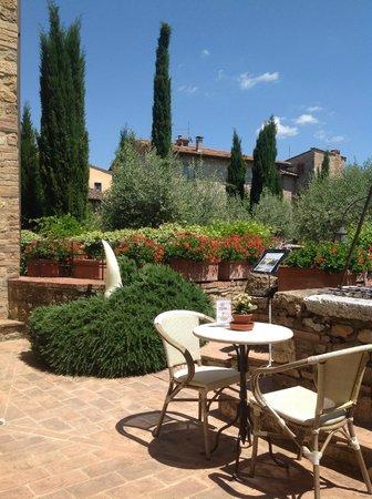 Hotel Palazzo del Capitano Exclusive Wellness & Relais : garden 1