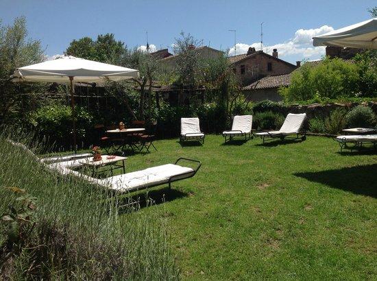 Hotel Palazzo del Capitano Exclusive Wellness & Relais: garden 2