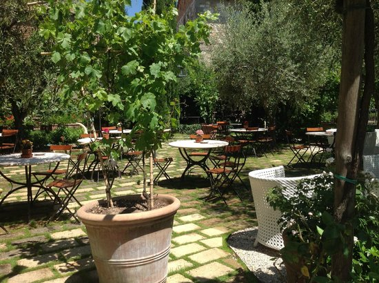 Hotel Palazzo del Capitano Exclusive Wellness & Relais : garden 3
