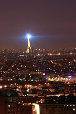 Sannois, Frankreich: Vue du restaurant panoramique
