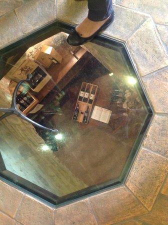Hotel Palazzo del Capitano Exclusive Wellness & Relais: wine cellar