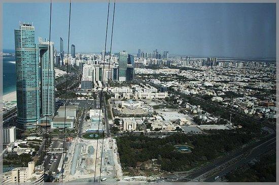 Jumeirah at Etihad Towers : День