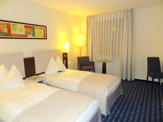 Mercure Hotel Muenchen Sued Messe: Zimmer