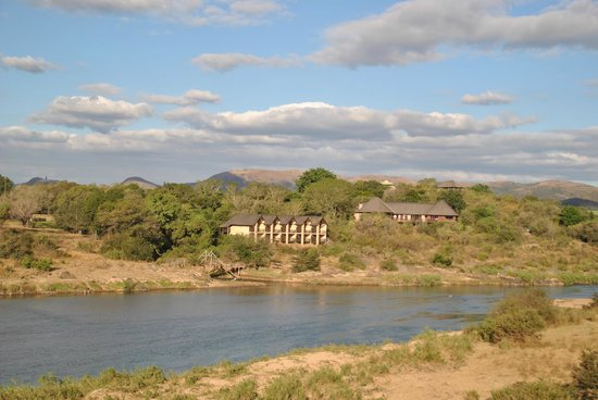 Pestana Kruger Lodge: View of hotel