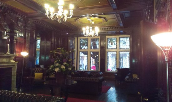Grand Royale London Hyde Park: Comedor