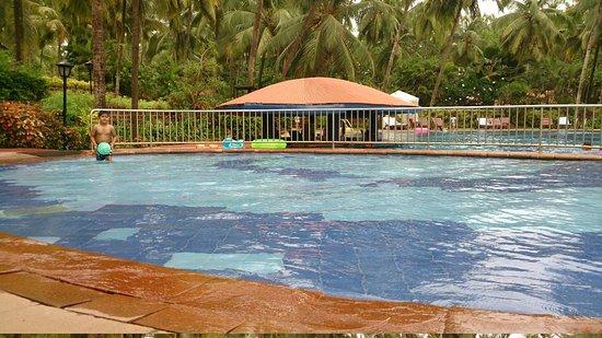 Taj Holiday Village Resort & Spa: kids and adults swimming pool