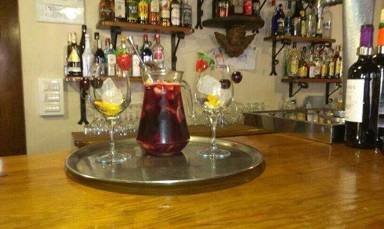 Restaurante Grill Manolo's: Our sangria