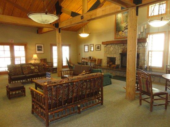 John Muir Lodge : Main Area