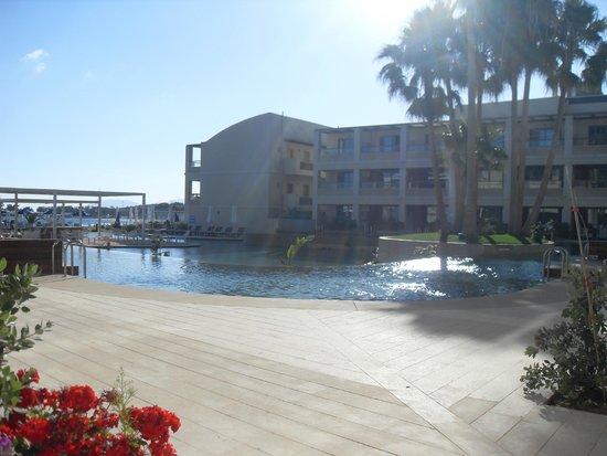 TUI SENSIMAR KALLISTON Resort & Spa by ATLANTICA: from our room