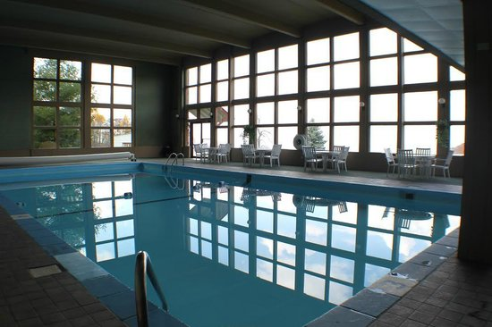 Historic Summit Inn : Indoor Pool