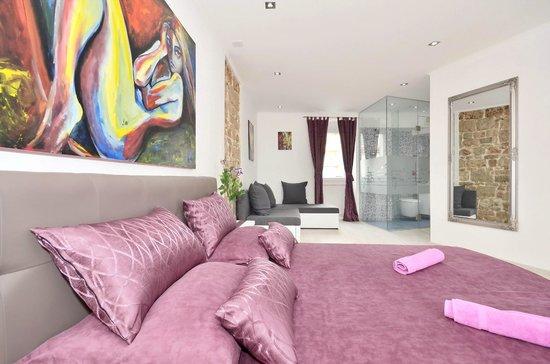 Split Suites Center Rooms Olga&Petra