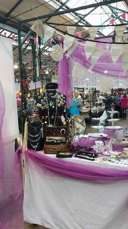 St. George's Market: Gorgeous stalls
