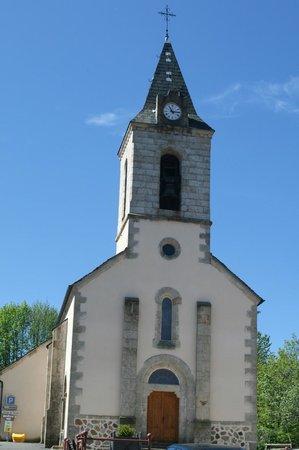 Villefort, France: Eglise de la Bastide Puylaurent