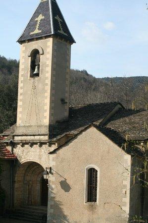 Villefort, France: Eglise de Saint André Capcèze