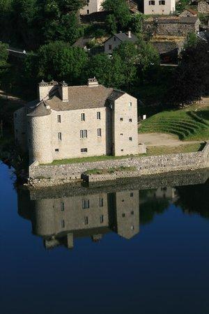 Villefort, France: château de Castanet
