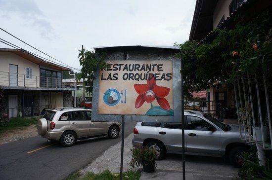 Restaurante Las Orquideas : Las Orquídeas