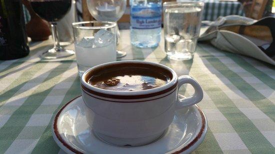 Stamna: Coffe and Ozso, mmmm