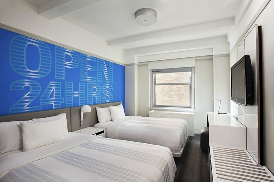 superior two double bed room picture of row nyc hotel new york rh tripadvisor com my